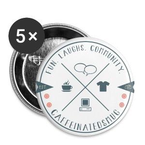 Camp Smug Badges - Small Buttons