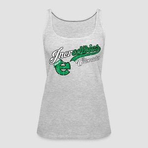 incredibles Athletic Retro Women's tank baseball shirt - Women's Premium Tank Top