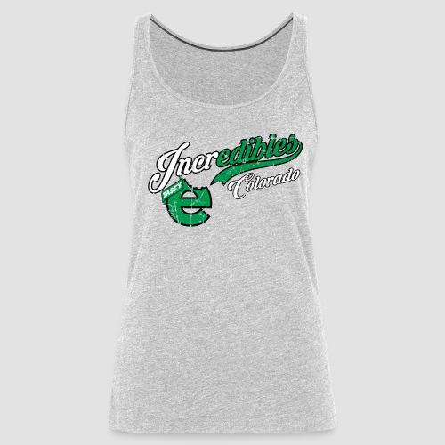 incredibles Athletic Retro Women's tank baseball shirt - Women's Premium Tank Top