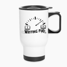 Writing Fuel Thermal Mug
