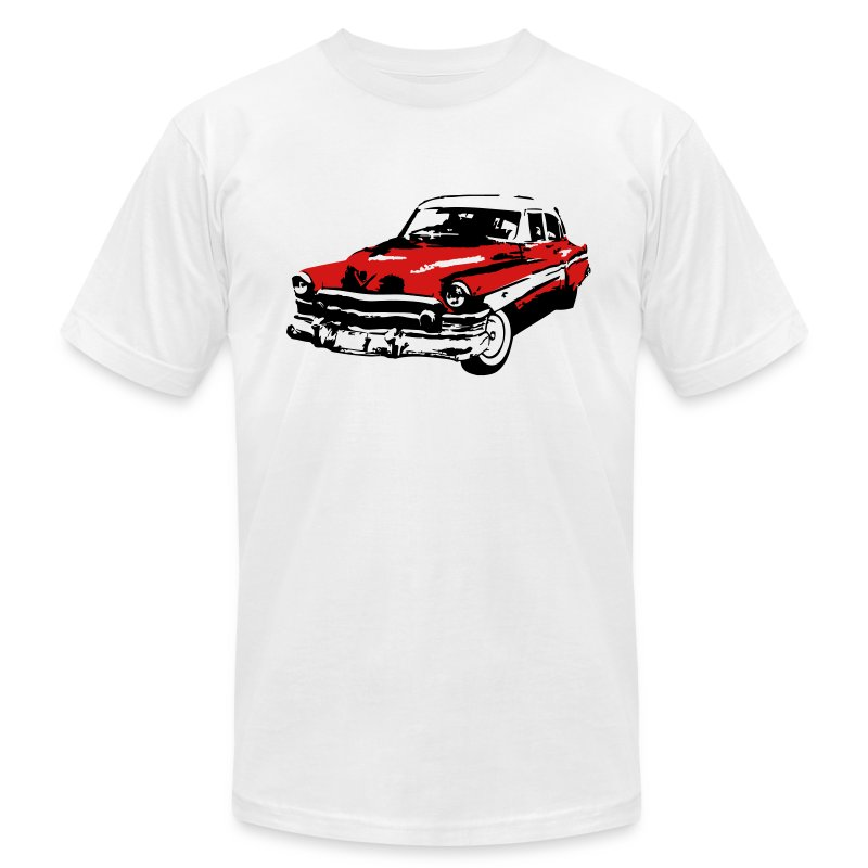 American Classic Car T Shirt Spreadshirt