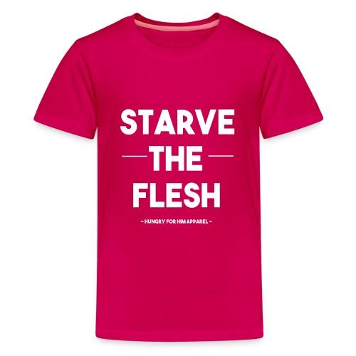 Flesh vs Spirit - Kids' Premium T-Shirt
