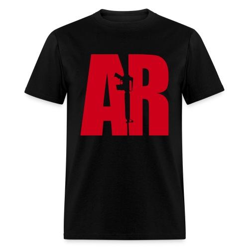 AR15 RED - Men's T-Shirt