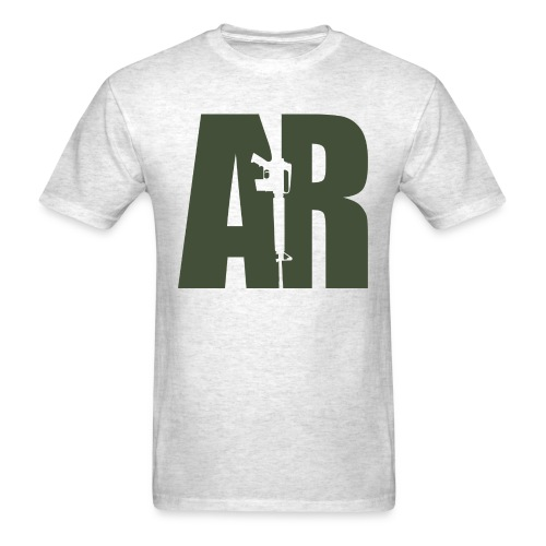 AR15 GREEN - Men's T-Shirt