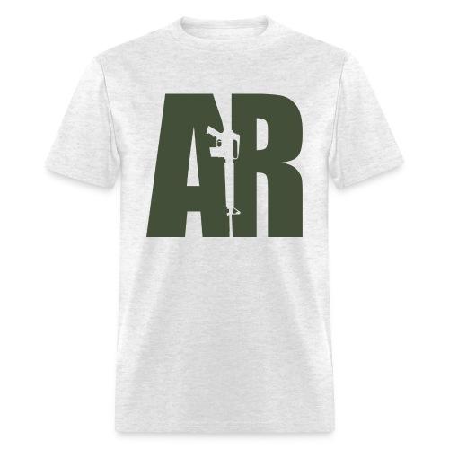 AR15 GREEN - Men's T-Shirt