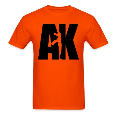 AK47 BLACK - Men's T-Shirt