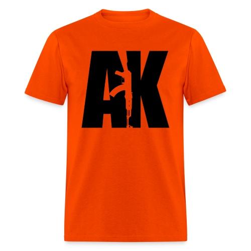 AK47 BLACK - Men's T-Shirt