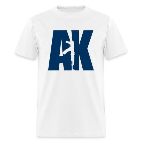 AK47 BLUE - Men's T-Shirt