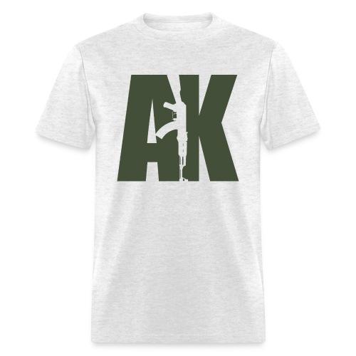 AK47 GREEN - Men's T-Shirt