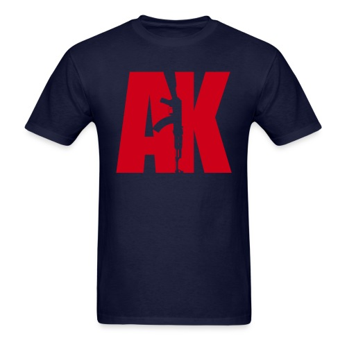 AK47 RED - Men's T-Shirt
