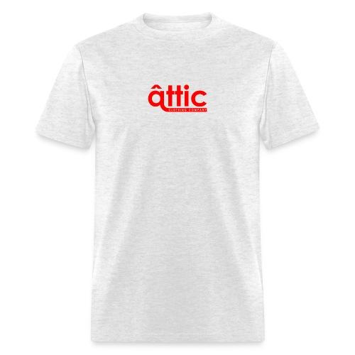 attic Underline - Men's T-Shirt