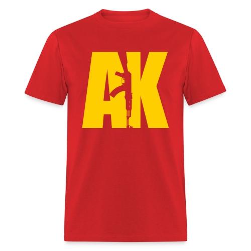 AK47 YELLOW - Men's T-Shirt