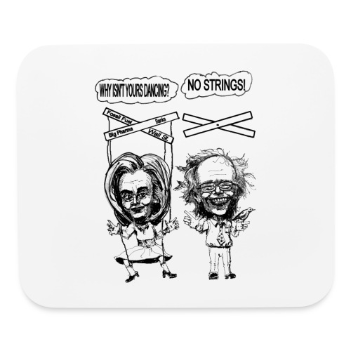 MousePad - Democratic Primary - Mouse pad Horizontal