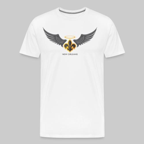 Saints WIngs - T-Shirt - Men's Premium T-Shirt
