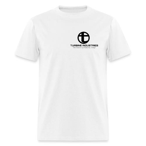 State Troopers 'Turbine Industries' Mens T-Shirt - Men's T-Shirt