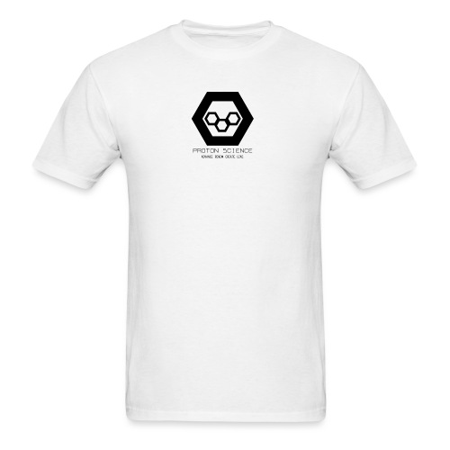 State Troopers 'Proton Science' Mens T-Shirt - Men's T-Shirt