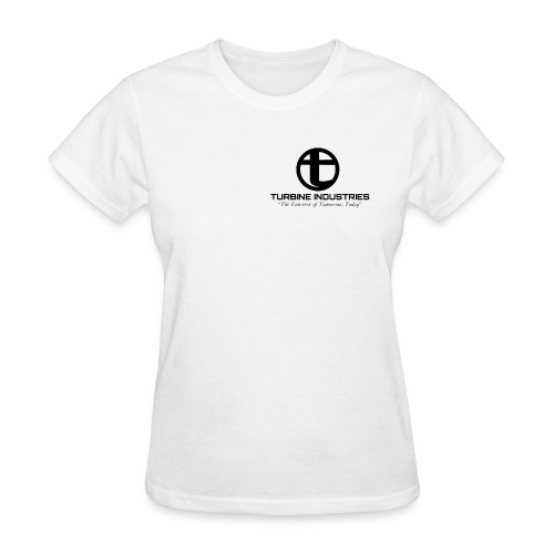 State Troopers 'Turbine Industries' Womens T-Shirt - Women's T-Shirt