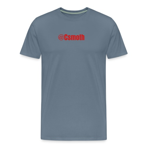 Change the Text to your Periscope Username! - Men's Premium T-Shirt