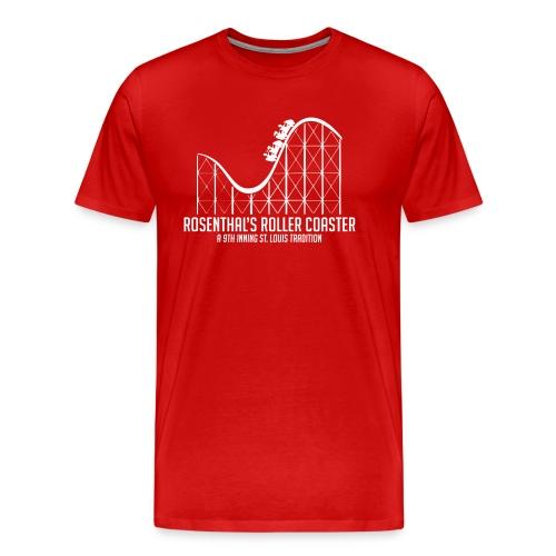 Rosenthal's Roller Coaster - Men's Premium T-Shirt