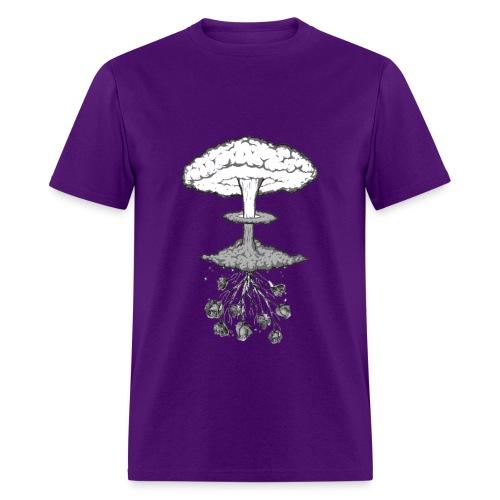 Atomic Rose Bombs - Men's T-Shirt