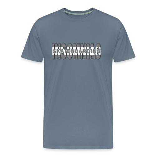 Mens Insomniac Logo T-Shirts  - Men's Premium T-Shirt