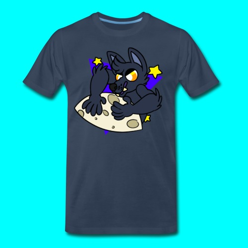 MOON DOG - Men's Premium T-Shirt