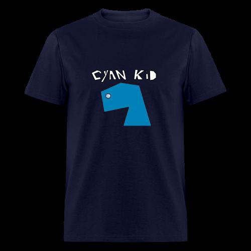 CyanKid T-shirt - Men's T-Shirt