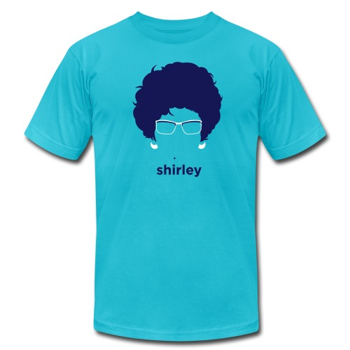 [shirley-chisholm] - Men's T-Shirt by American Apparel
