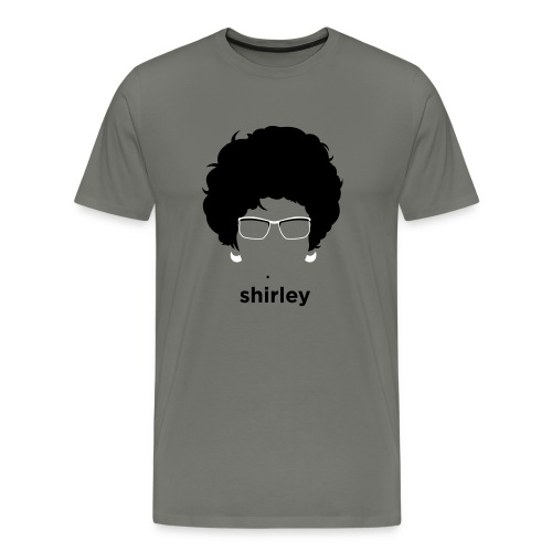 [shirley_chisholm] - Men's Premium T-Shirt