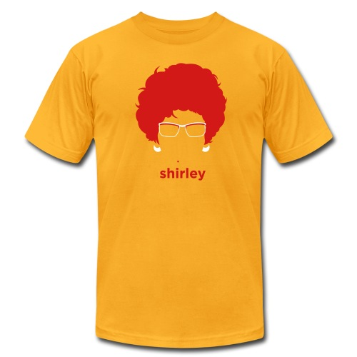 [shirley_chisholm] - Men's Fine Jersey T-Shirt