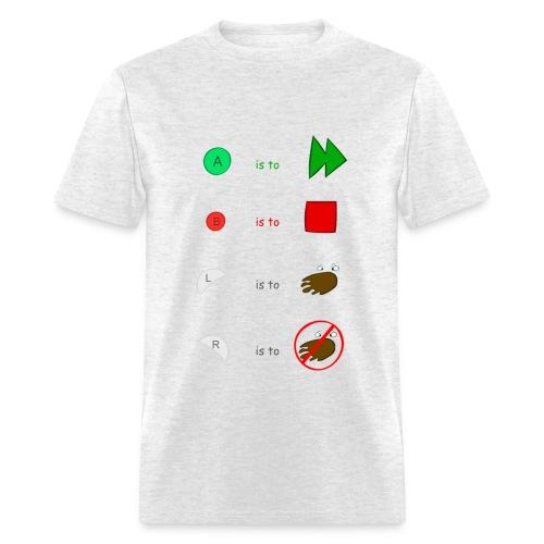 R is to Drift - Men's T-Shirt