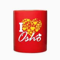 Osho Coffee Mug