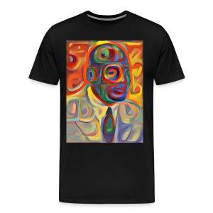 Cilvēks, kurš raud - Men's Premium T-Shirt