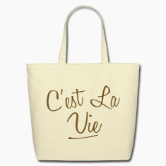 Cest La Vie Bags & backpacks