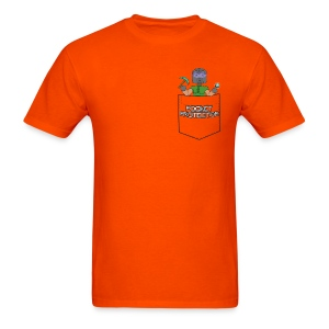 POCKET PROTECTOR (MENS) - Men's T-Shirt