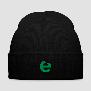 incredibles e beanie - Knit Cap with Cuff Print