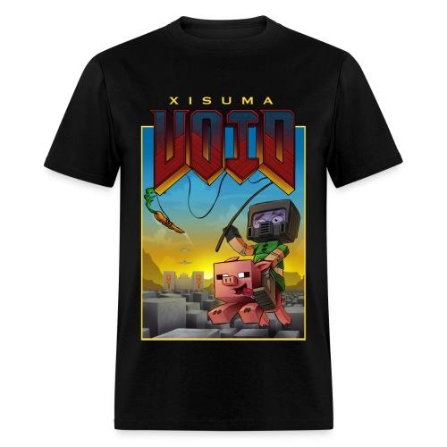 DOOMVOID III WASTELANDS (MENS) - Men's T-Shirt