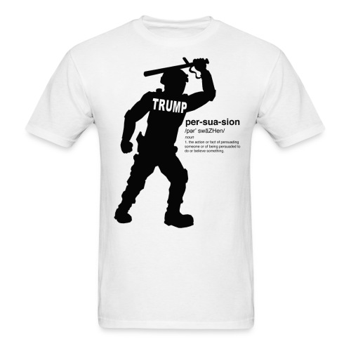 TrumpCop - Men's T-Shirt