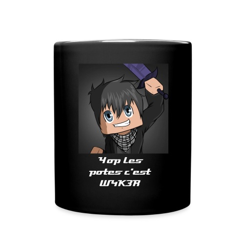 La tasse W4K3R GAMING - Full Color Mug