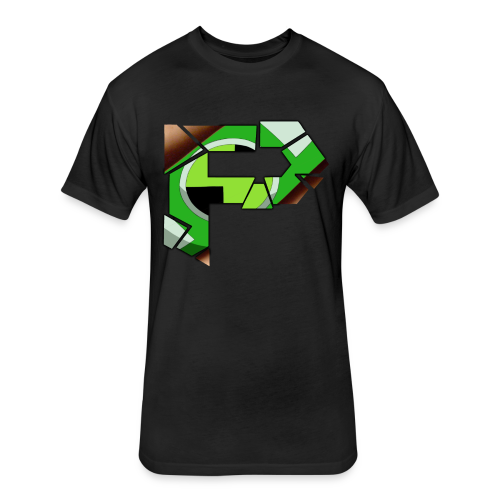 PerK Umniverse Tee! - Fitted Cotton/Poly T-Shirt by Next Level