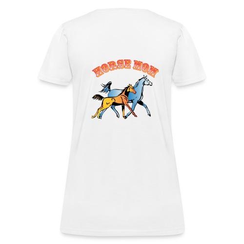Horse Mom - Women's T-Shirt