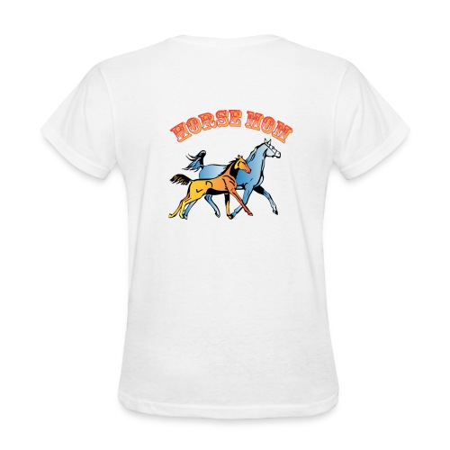 Horse Mom - Women's T-Shirt