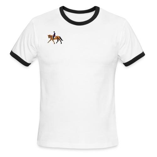 Classic rider 2 - Men's Ringer T-Shirt