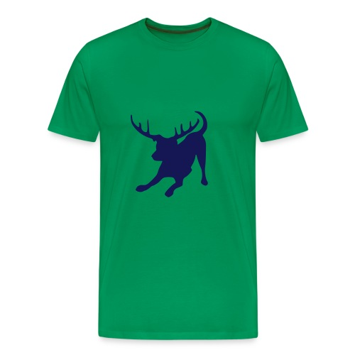 Happily Green - Men's Premium T-Shirt