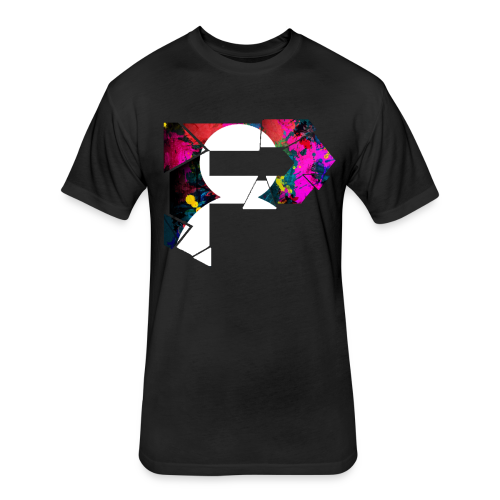 PerK Userr Tee! - Fitted Cotton/Poly T-Shirt by Next Level
