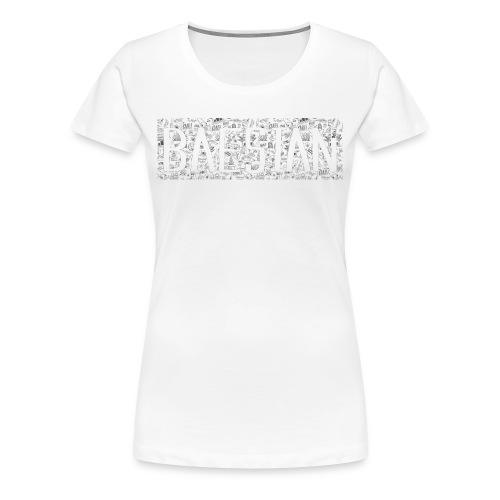 BAESIAN T-Shirt (Premium Shirt) - Women's Premium T-Shirt