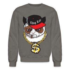 Cat Life Crewneck - Crewneck Sweatshirt