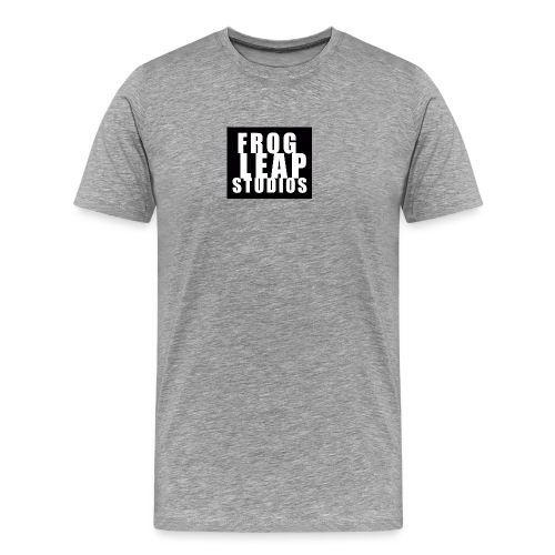 FLS logo Premium T-Shirt (Men) - Men's Premium T-Shirt