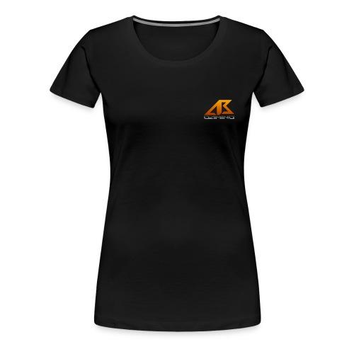 AB Gaming Women's T-Shirt - Women's Premium T-Shirt
