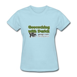 Geocaching with Darick Women's T-Shirt - Women's T-Shirt